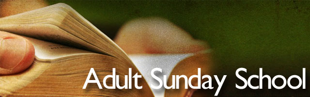 adult sunday school