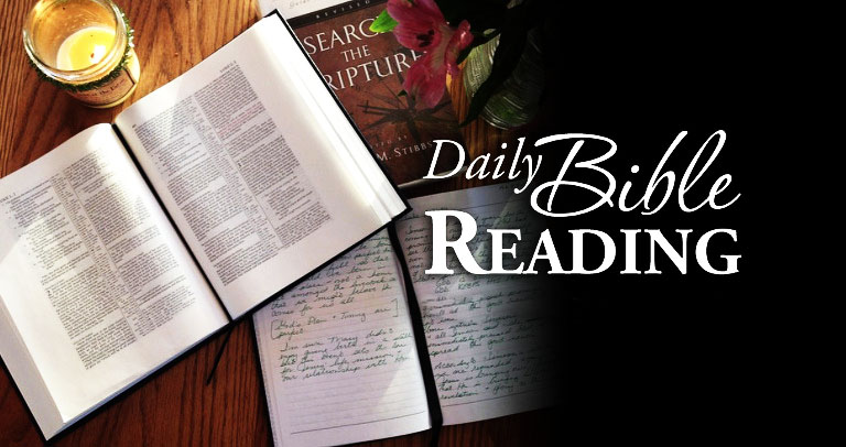 dailybiblereading